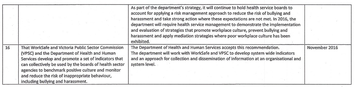 Response provided by the Secretary, Department of Health & Human Services, page 4.