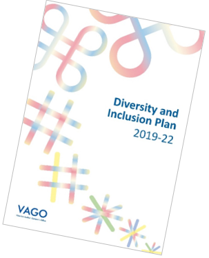 Image of cover of Diversity and Inclusion Plan 2019-22