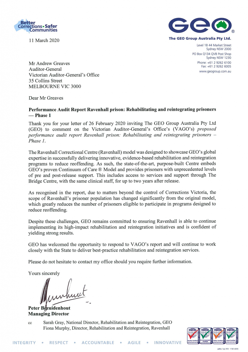 Correspondence to Victorian Auditor-General_Performance Audit Report RCC_0.png