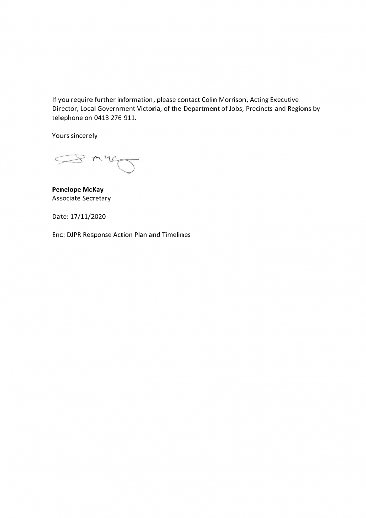 DJPR response letter to VAGO on Proposed draft report with enc_Page_2.png